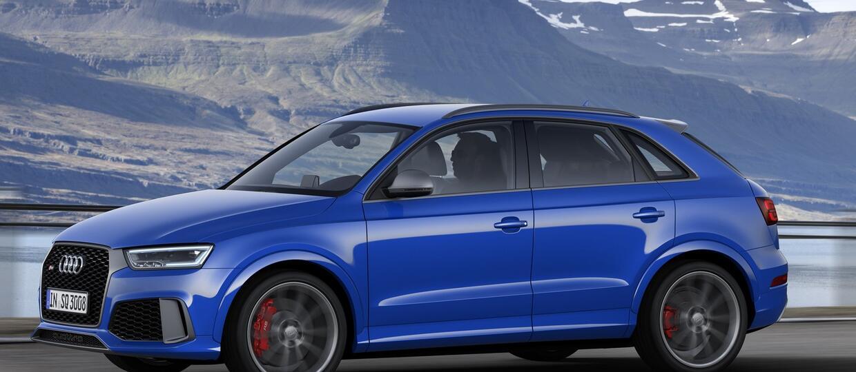 Mocy przybywaj – Audi RS Q3