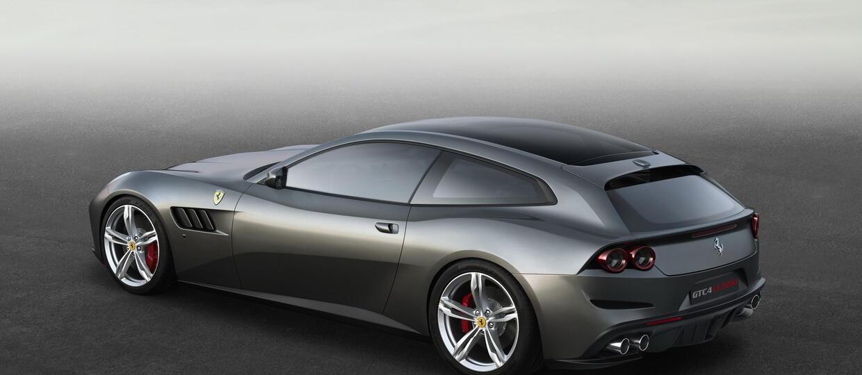 Następca Ferrari FF – GTC4Lusso