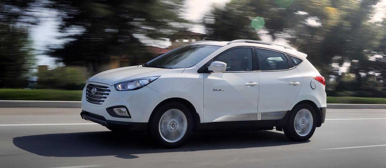 Niedrogie, wodorowe modele Hyundaia w sprzedaży w 2018