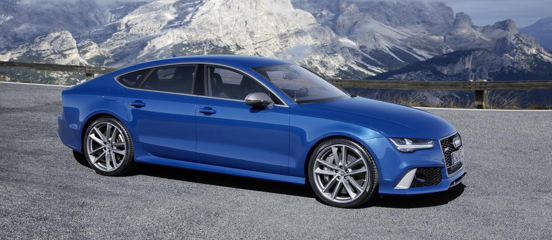 Audi RS6 i Audi RS7 – Pakiet Performance