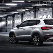Nowy SUV Seata – Ateca