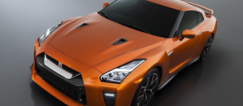 Odświeżony Nissan GT-R o mocy 570 KM