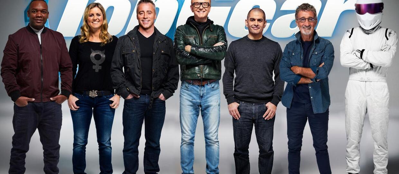 Ogłoszono nowy, 6-osobowy skład Top Gear