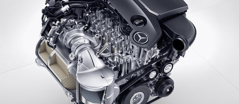 OM 654 – nowy silnik wysokoprężny Mercedesa