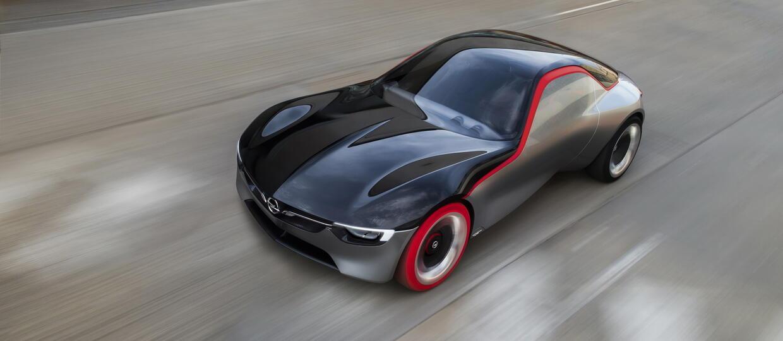Opel GT inspiracją dla Insignii