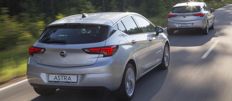 """Opel zawdzięcza sukces Astry jakości """"Made in Gliwice"""""""