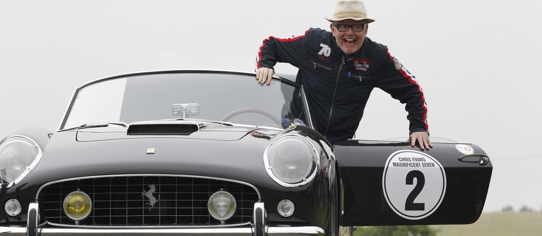 Oskarżony o molestowanie Chris Evans opuścił Top Gear