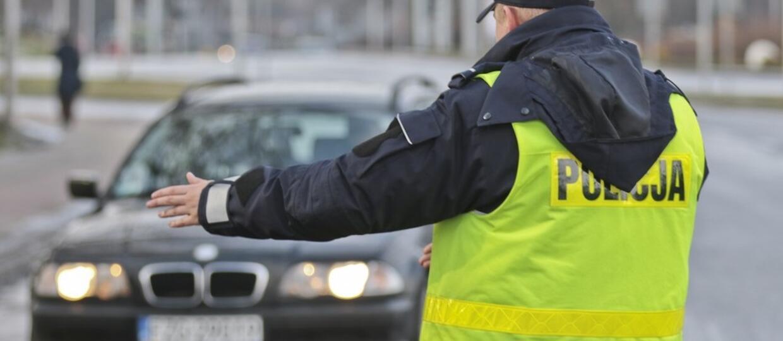 """Policja przeprowadza akcję """"Migacz"""""""