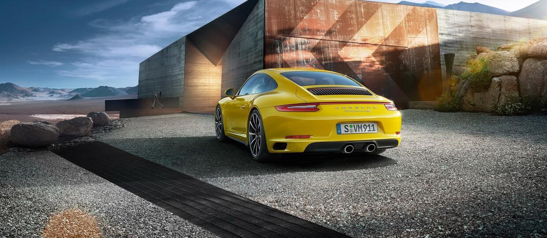 Porsche 911 Carrera 4 i 4s - Znamy więcej szczegółów