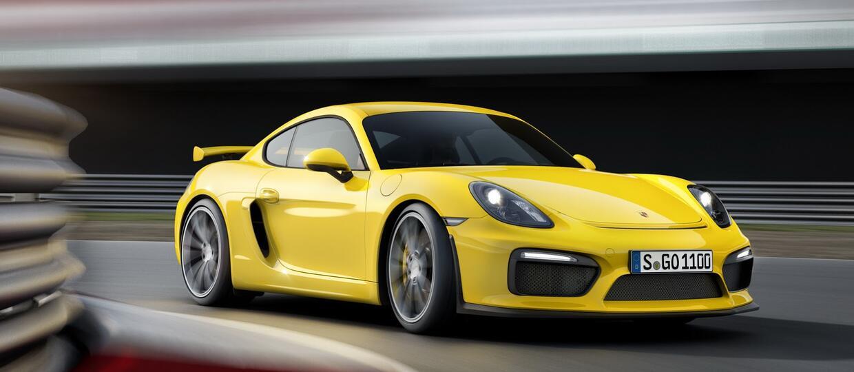 Porsche Boxster i Cayman będą dzielić nazwę 718
