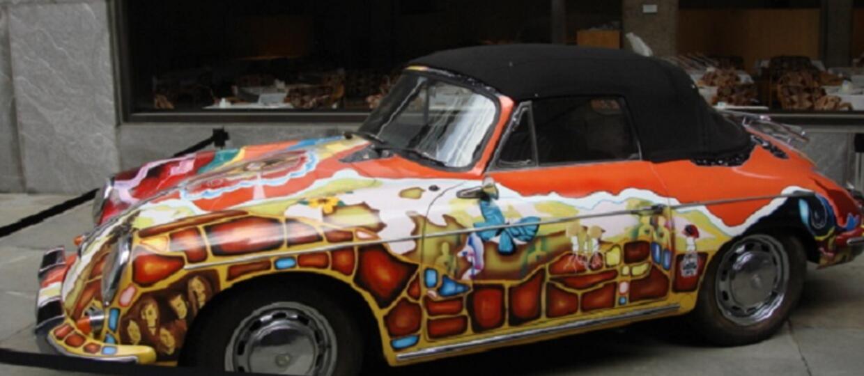 Porsche Janis Joplin sprzedane za astronomiczną kwotę