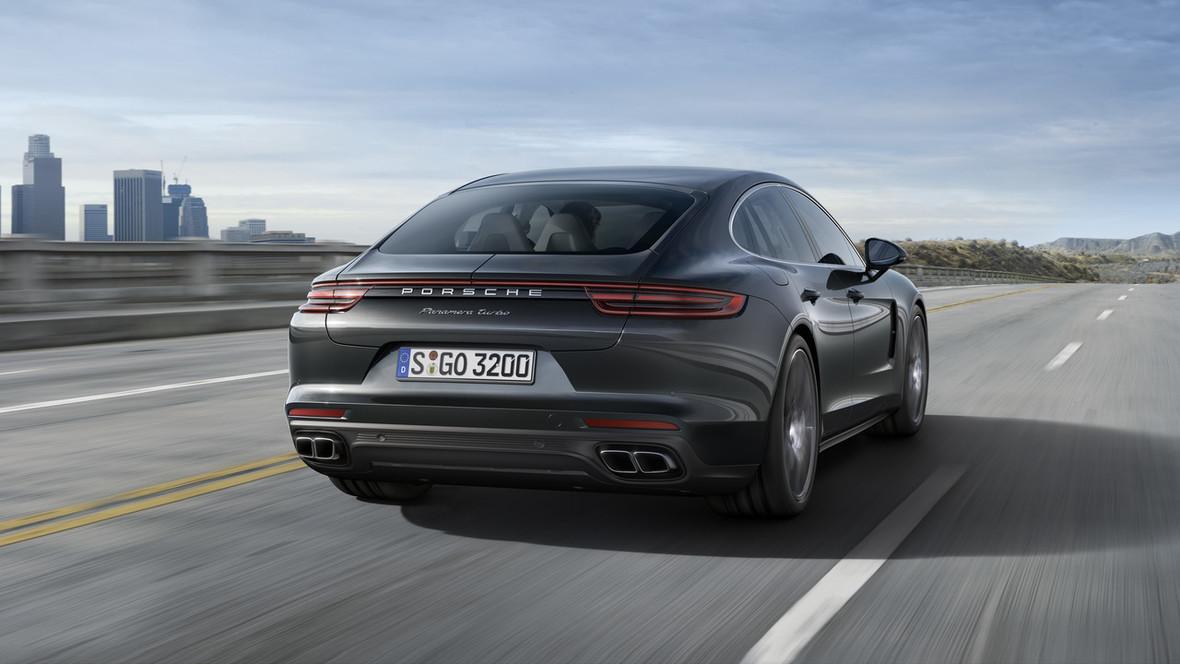 Porsche Panamera – będzie przedłużona wersja