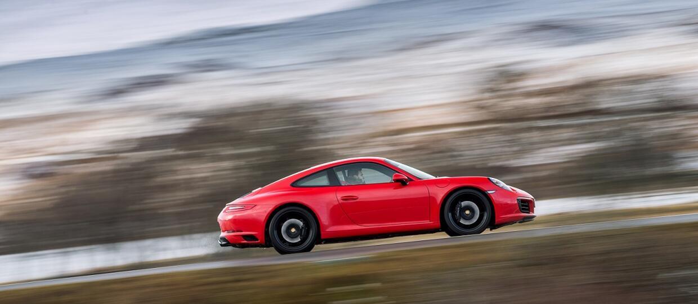 Powstanie hybrydowe Porsche 911