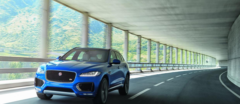 Poznaj ceny Jaguara F-Pace w Polsce