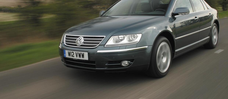 Produkcja VW Phaetona dobiega końca