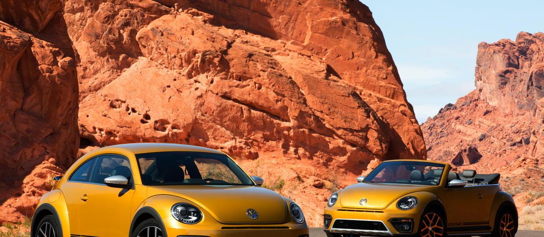 Pseudoterenowy VW Beetle – Dune