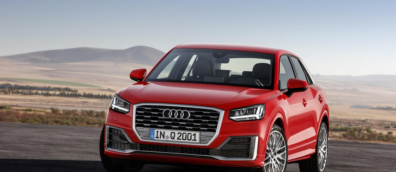 Q2 – najmniejszy SUV Audi