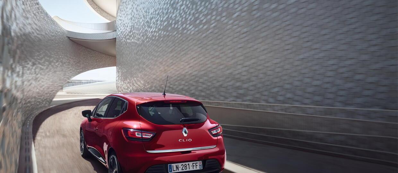Renault Clio po modernizacjach