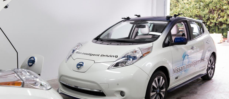 Renault-Nissan stworzy 10 autonomicznych aut do 2020