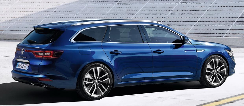 Renault ujawniło ceny Talismana Grandtour w Polsce