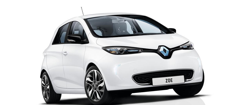 Renault Zoe z mobilną baterią przejechało 570 km