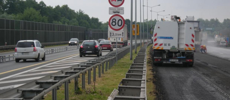 Ruszają remonty na autostradach A2 i A4