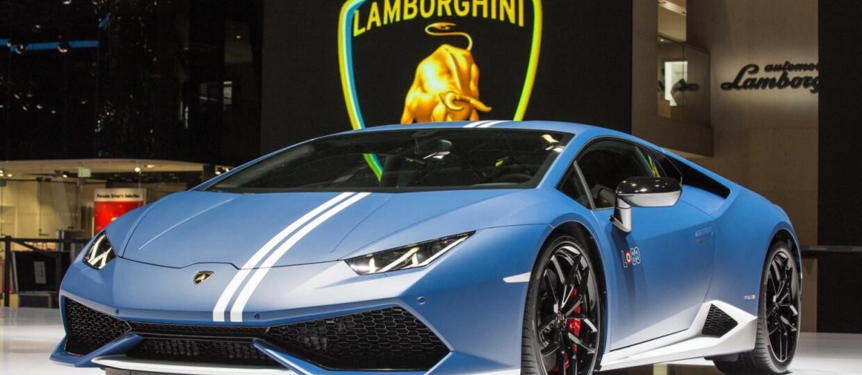 Specjalna edycja Lamborghini Huracana – Avio