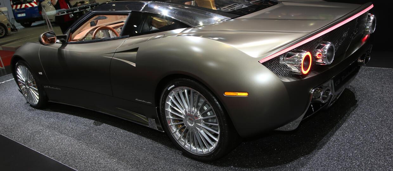 Spyker powrócił z modelem C8 Preliator