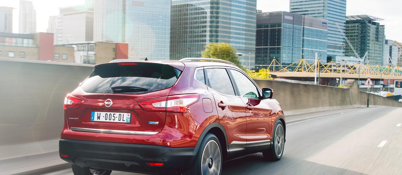 SUV-y hitem sprzedaży w Europie w 2015