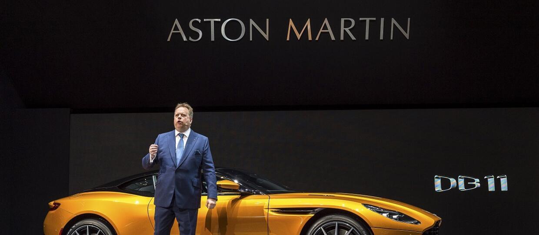 Szef Aston Martina osobiście sprawdzi 1000 DB11