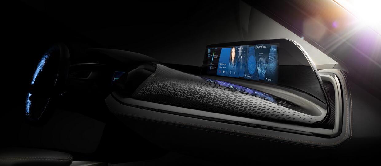 Technologia bezdotykowego sterowania multimediami BMW