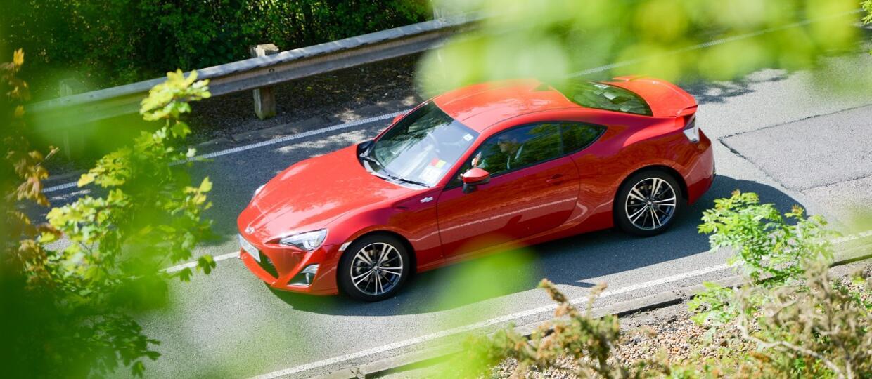 Toyota GT86 będzie mieć 300 KM?