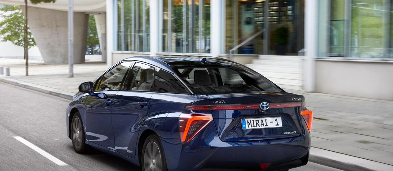 Toyota Mirai – rusza sprzedaż w Europie. Ile kosztuje?