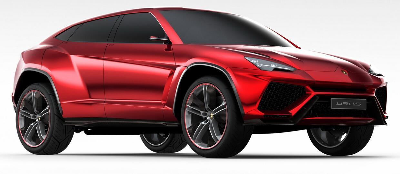 Urus ma przyciągnąć kobiety do salonów Lamborghini