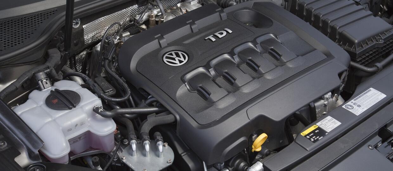 Volkswagen sprzedaje najczystsze turbodiesle w Europie