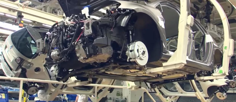 Volkswagen wstrzymuje produkcję Golfa