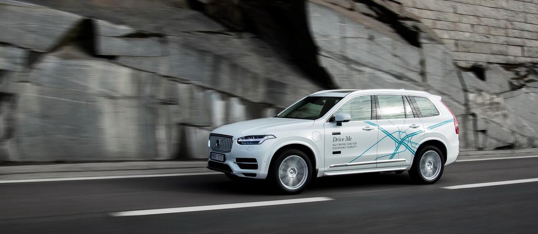 Volvo i BMW opracują autonomiczne auta do 2021