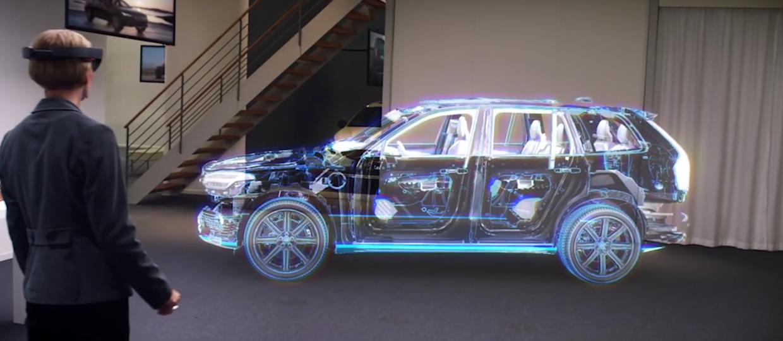 Volvo i Microsoft pracują nad innowacyjną technologią