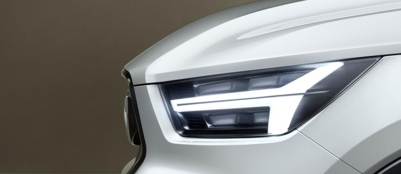 Volvo V40 – ujawniono pierwsze zdjęcia