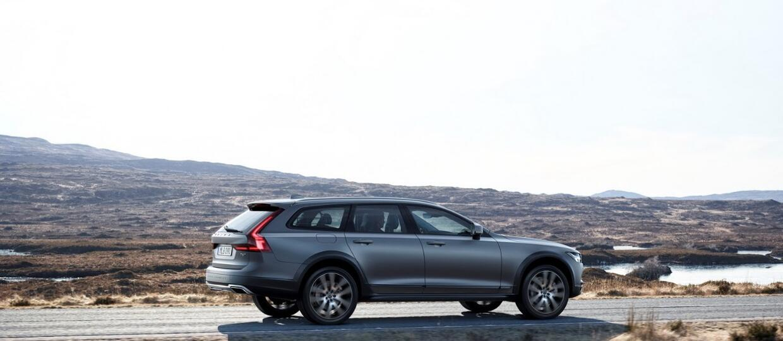 Volvo wyceniło V90 Cross Country w Polsce