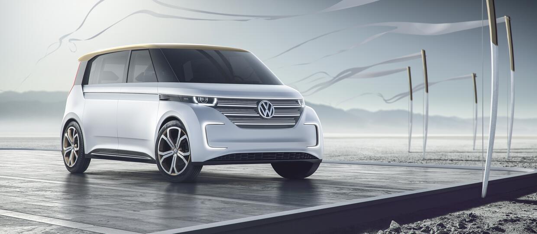 VW BUDD-e – elektryczny koncept