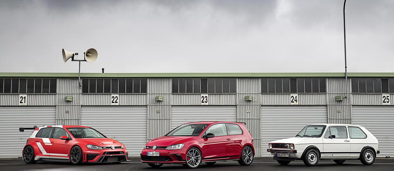 VW Golf GTI Clubsport S szybszy od BMW M4