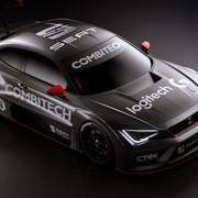 Wyścigowy Seat Leon STCC
