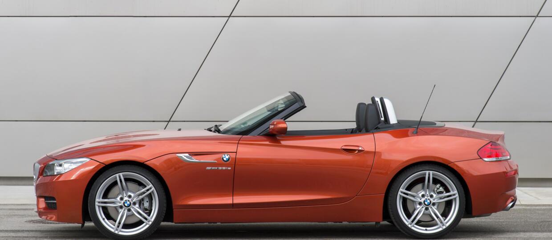 Zakończono produkcję BMW Z4