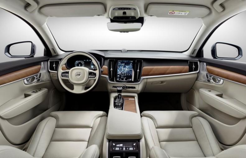 Volvo S90 wnetrze (1)