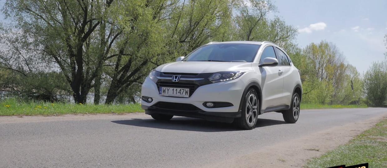 Honda HR-V 1.5 CVT [TEST]