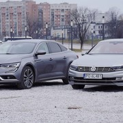Renault Talisman vs VW Passat [TEST]