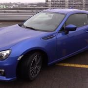 Subaru BRZ [TEST]