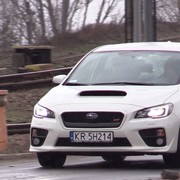 Subaru WRX STI [TEST]