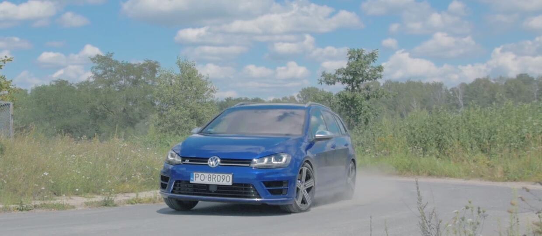 Volkswagen Golf Variant R [TEST]